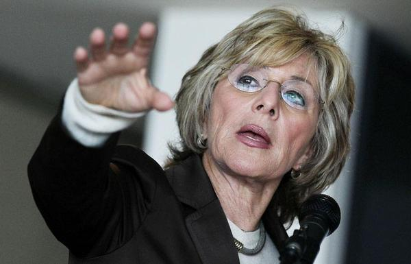 Barbara boxer gay