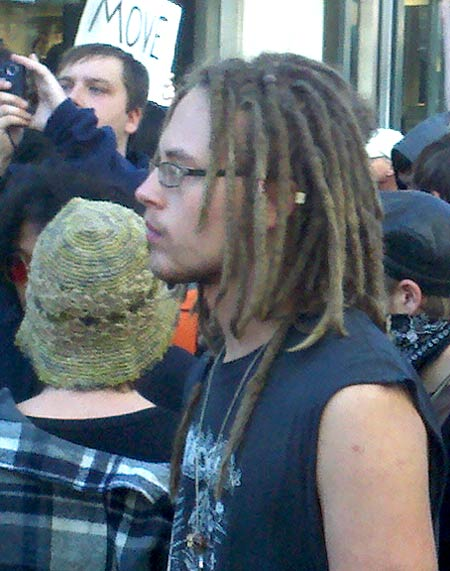 OccupyWallStreet Protesters Obviously Have Scabies and ...