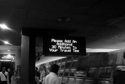 metrodelays