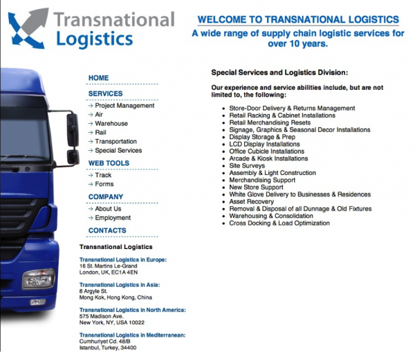 transnational-logistics